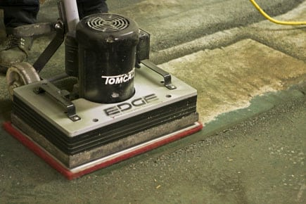 23-EDGE-stick-floor-machine-tearing-up-epoxy-paint
