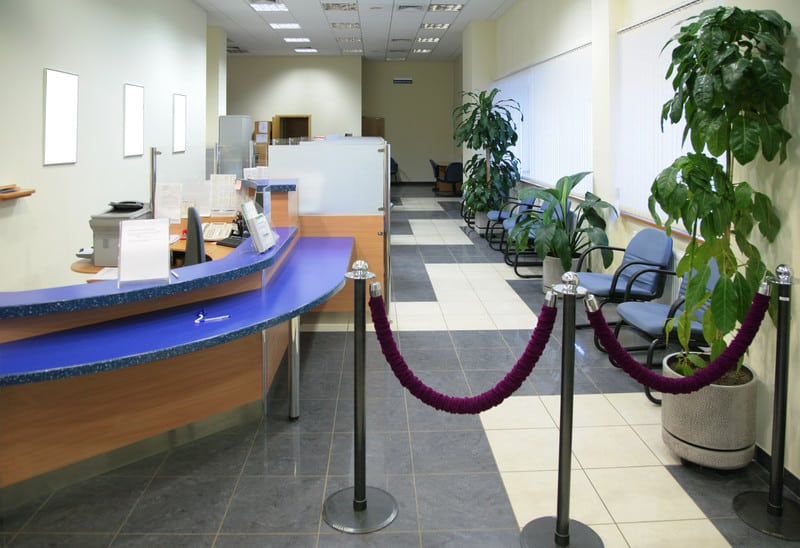 Banks and Financial Institution Cleaning Services